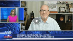 Confidential CEO Scott H. Silverman on KUSI to Discuss Historic One-Year Opioid Abuse Increase